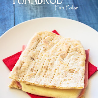 Tunnbröd (Swedish Flatbread).