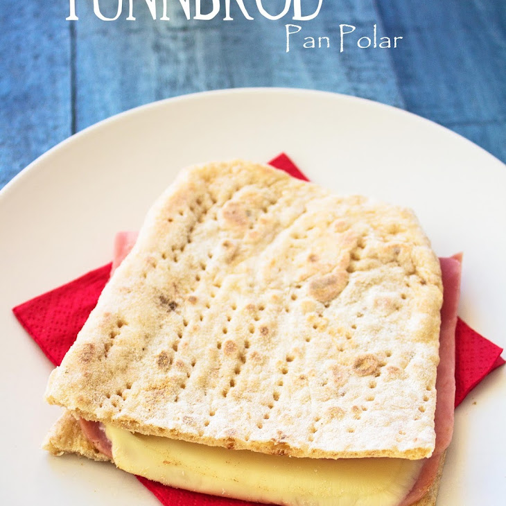 Tunnbröd (Swedish Flatbread)