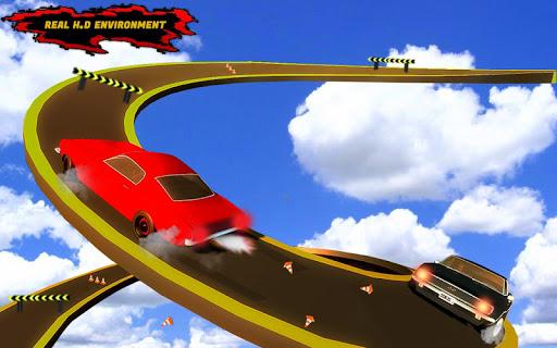 Racing Car Stunts On Impossible Tracks  screenshots 13