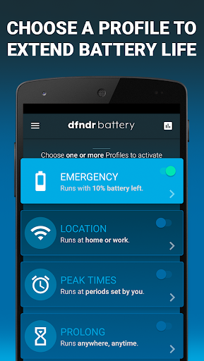 dfndr battery: manage your battery life screenshot 4
