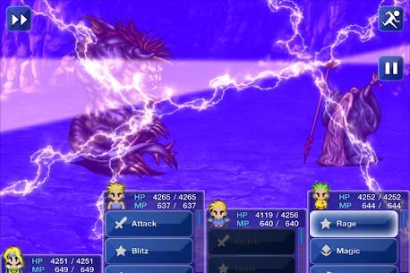 Final Fantasy VI MOD APK 2.1.7 ( Unlimited Money ) 7