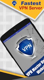 Super VPN Unblock Websites - náhled