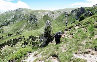 Photo: superbe journée de montagne , ventée tout de même