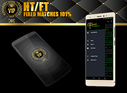 HT/FT Fixed Matches PRO - náhled