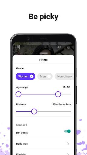 Hily Dating App screenshot 4