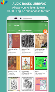 LibriVox AudioBooks : Listen free audio books 2.3.4 (Premium)