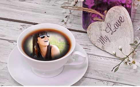 Coffee Cup Photo Frames 5