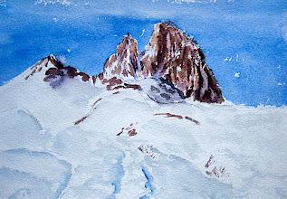 Photo: Midi D'Ossau, 18 x 26 cm, 2005, 220 €