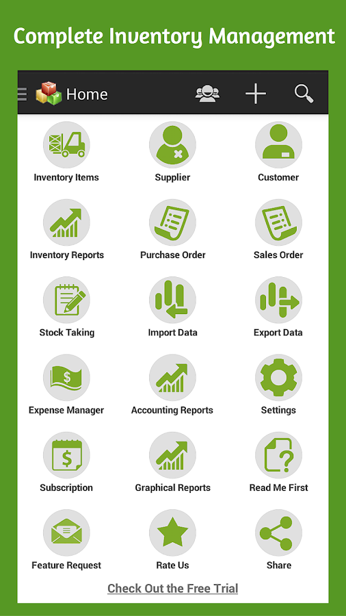 Inventory,Purchase,Sales Order - Android Apps on Google Play