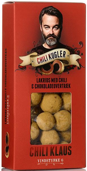 Chili kugler / chilikulor vindstyrke 6 – Chili Klaus