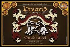 Logo of De Proef Prearis Quadrupel