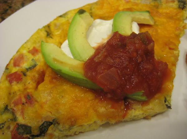 Easy Peasy Pico Frittata Recipe
