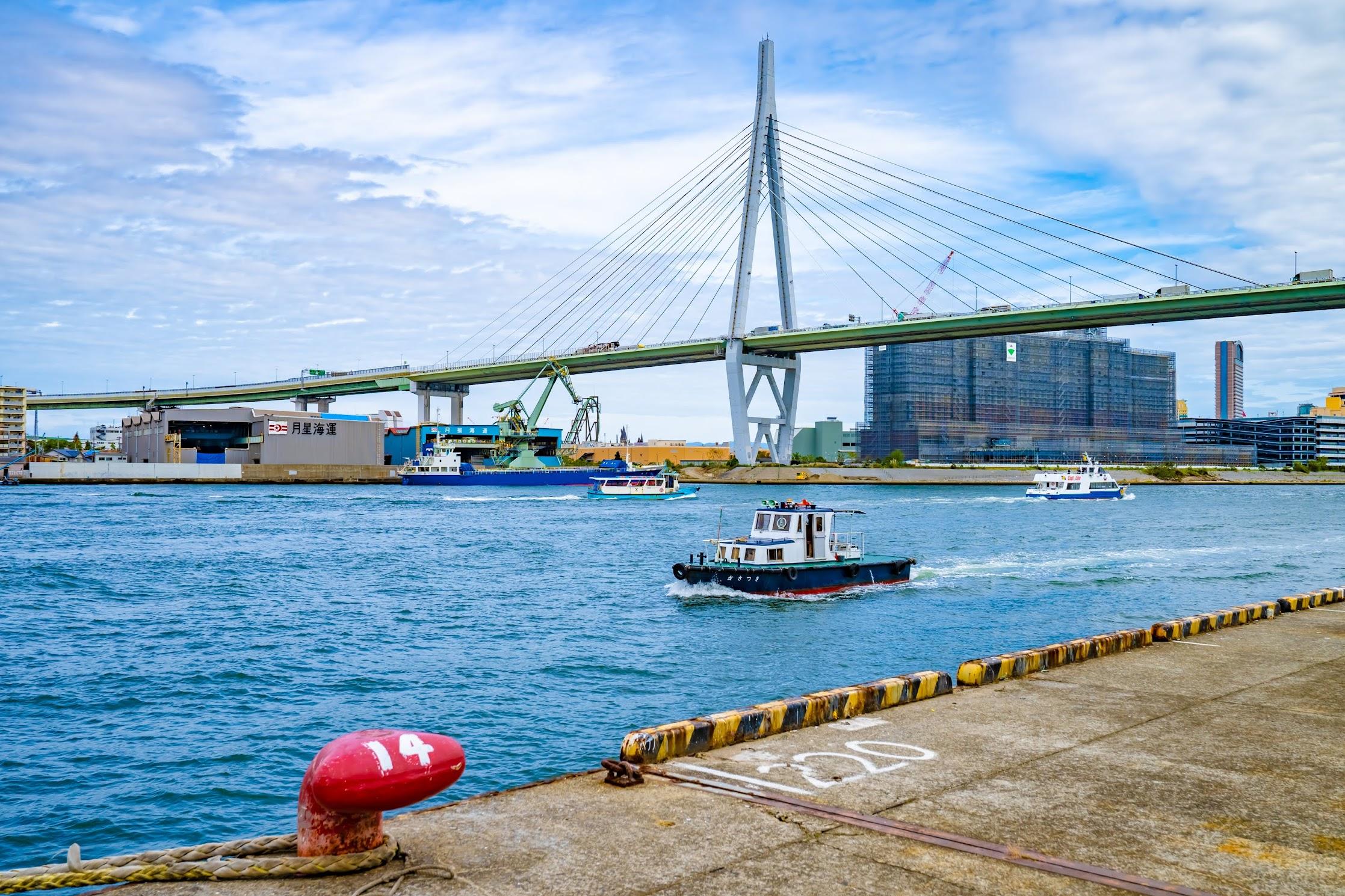 Osaka Port6