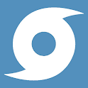 Tropical Hurricane Tracker icon