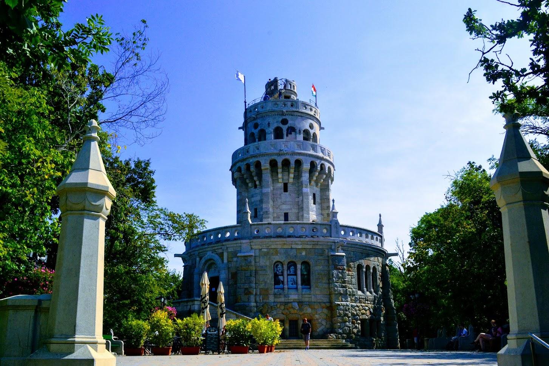 János-hegy, Erzsébet-kilátó, Budapest csúcsa, Budapest legmagasabb pontja