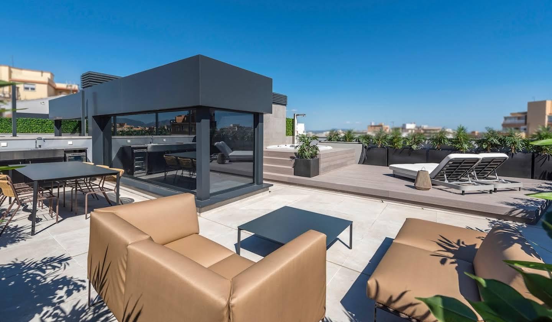 Appartement avec terrasse Son Vida