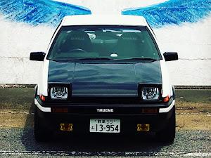 スプリンタートレノ AE86 AE86 GT-APEX 58年式のカスタム事例画像 lemoned_ae86さんの2020年05月09日09:51の投稿
