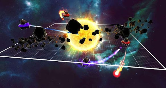 Mammoth Gravity Battles- screenshot thumbnail