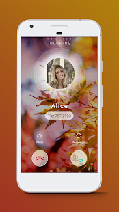 Call Screen Changer - HD Themes - náhled
