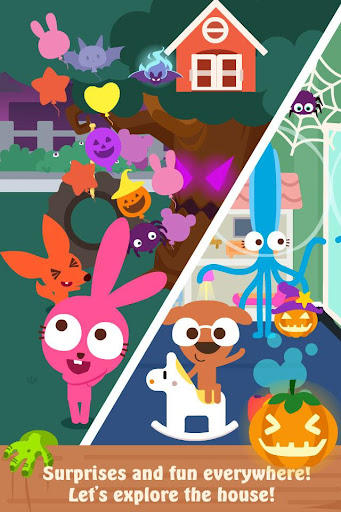 Code Triche Papo Town: Sweet Home-Play House Game for Kids APK MOD screenshots 2