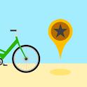 TelOBike Premium - Tel-O-Fun Map, Tel Aviv icon