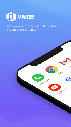 VMOS Virtual Android on Android-Double Your System 1.0.18 screenshots 1