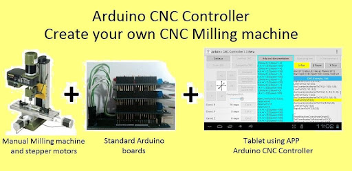 Arduino CNC Controller - Apps on Google Play