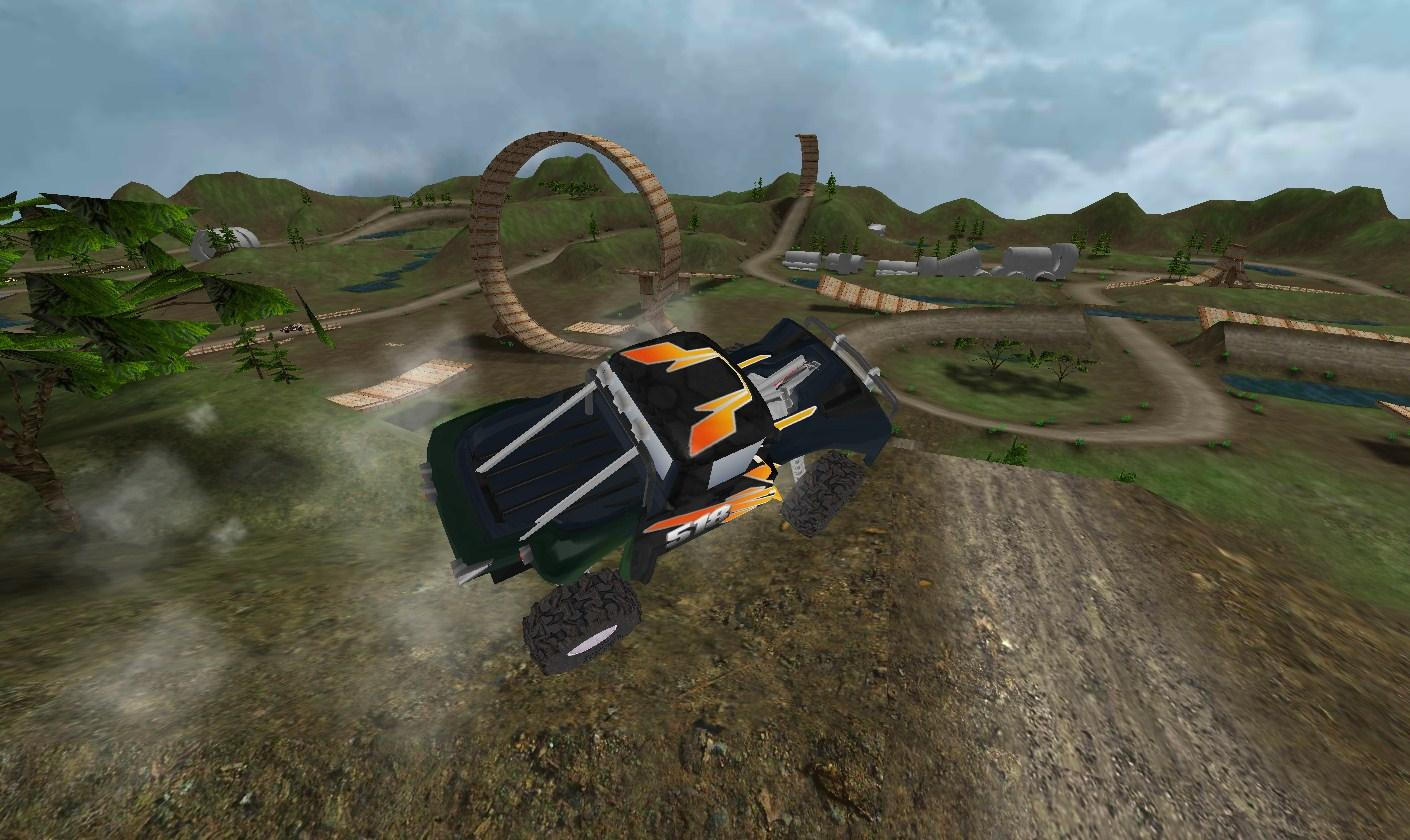 4x4 Offroad Simulator 3D- screenshot