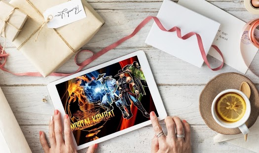 Download Mortal Kombat Wallpapers HD 4K For PC Windows and Mac apk screenshot 9