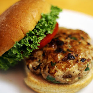 Sun-Dried Tomato Turkey Burgers