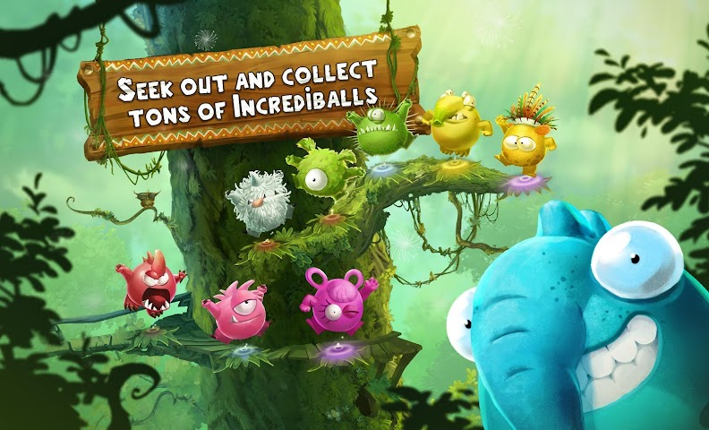 android Rayman Adventures Screenshot 13
