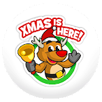 Christmas and Happy New year WAStickers Pack Icon