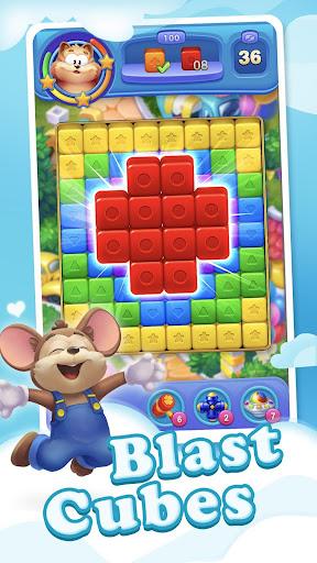 Blast Fever - Tap to Crush & Blast Cubes screenshots 1