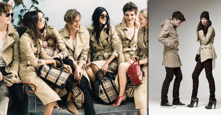 Lüks Moda Markaları - Burberry