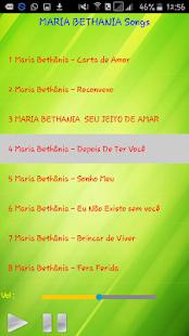 All song Maria Bethania - náhled