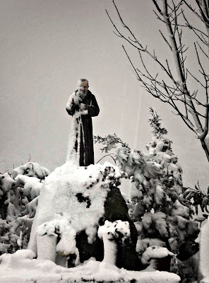 neve tra i santi di click1