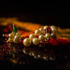 Bridal by Nitesh Badave - Artistic Objects Jewelry ( jwellary, nath, lady, kumkum, bride )