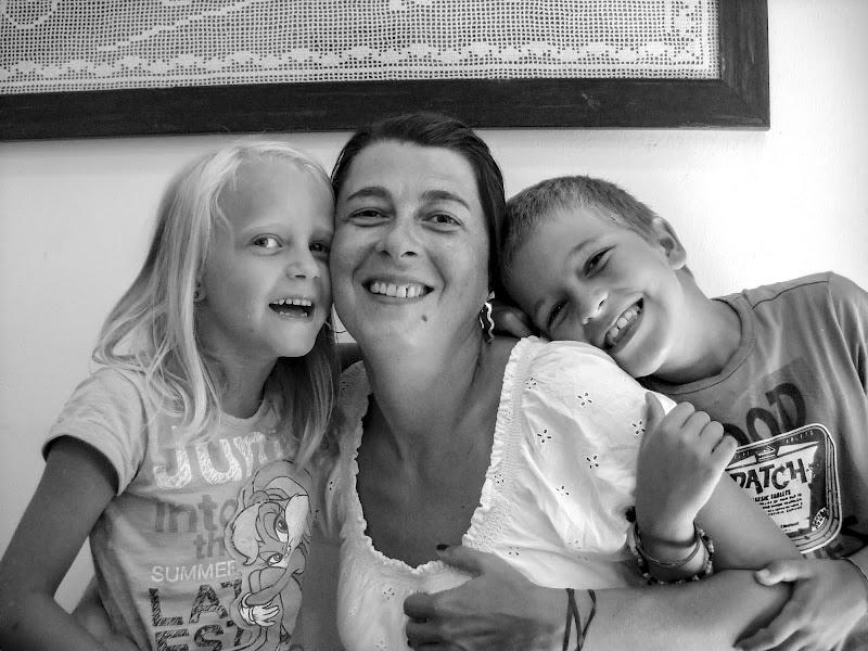 Tre sorrisi di Andrea Calò