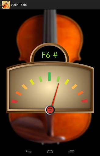 Violin Tuner Tools 2.42 screenshots 11