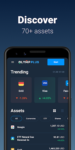 Olymp Plus u2014 Your Trading Assistant  Paidproapk.com 2