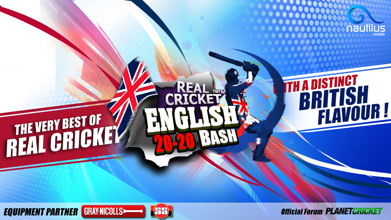 Real Cricket™ English 20 Bash- screenshot