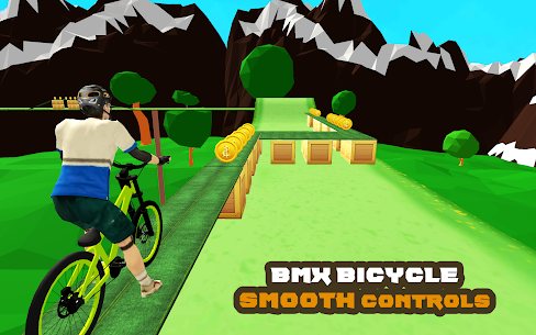 Impossible Bicycle Stunts BMX Games 1