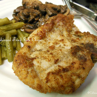 Old-Fashioned Fried Pork Chops