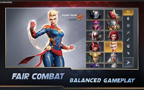 MARVEL Super War MOD (Unlimited Money) 8