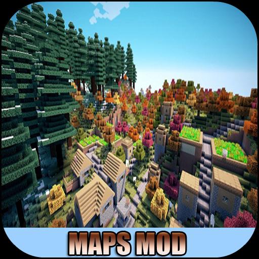 Maps MODS MCPE