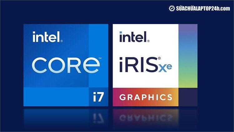Intel Core i5 và i7 thế hệ 11 được tích hợp đồ họa Iris Xe