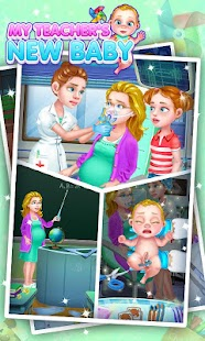 Download My Teacher's New Baby For PC Windows and Mac apk screenshot 1