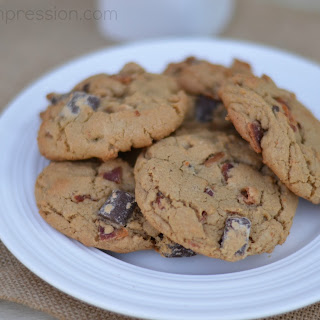 Chocolate Chip and Bacon Cookies