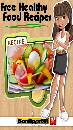 Free Healthy Food Recipes|玩生活App免費|玩APPs