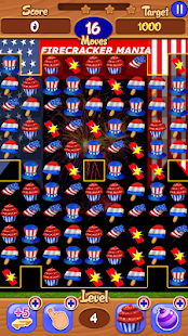 Download Firecracker Mania Match 3 Game For PC Windows and Mac apk screenshot 7